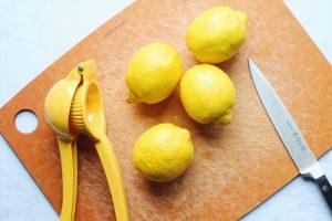 ハーブティーが苦手なら柑橘類を加えてみる