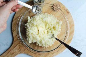 ハーブソルトで作るごちそうポテトサラダの作り方