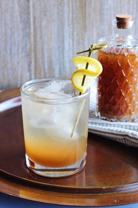 レモングラスとジンジャーのシロップの作り方