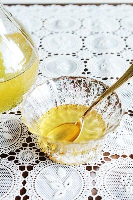 レモンシロップの使い方