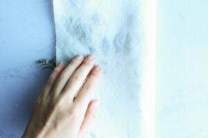 ハーブの洗い方3