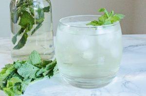 ミントティーアイスティーレシピ:工程5