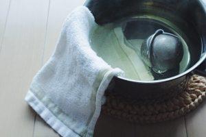 ハーブの湿布の作り方