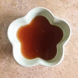 アップルシナモンシロップの作り方3