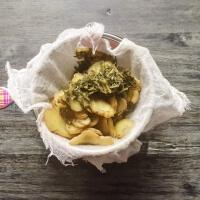 レモングラスのジンジャーシロップの作り方4