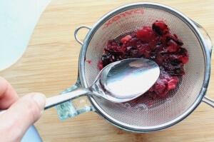 ハイビスカスシロップの作り方5