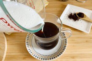 ジンジャーコーヒーの作り方・アレンジ3