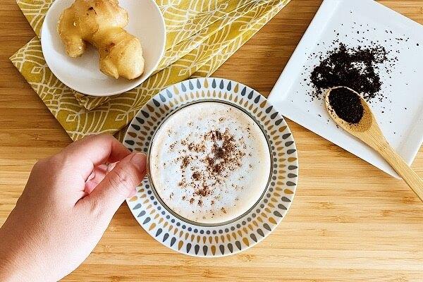胃がすっきりとしない朝に|ジンジャーコーヒーの作り方・アレンジレシピ