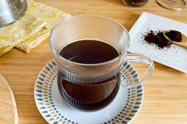 基本のジンジャーコーヒーの作り方