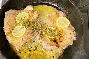 ローズマリーレモンチキンの作り方7