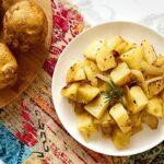 フライパンで作る|ローズマリーポテトのレシピ