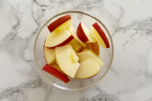 アップルシナモンティーの作り方2