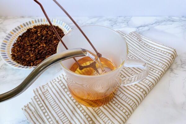 チコリコーヒーのレシピ