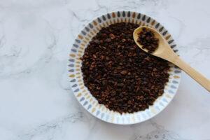 基本のチコリコーヒーの作り方1