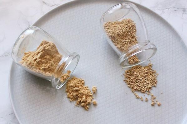 生姜パウダーの作り方の手順