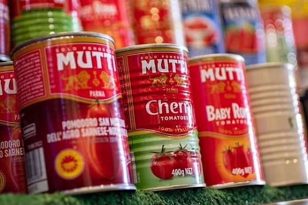 トマト缶について