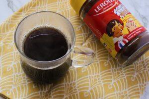 基本のインスタントチコリコーヒーの作り方4