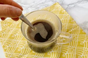 基本のインスタントチコリコーヒーの作り方3