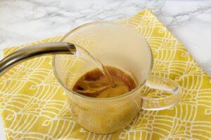 基本のインスタントチコリコーヒーの作り方2