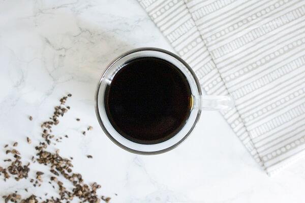 ニューオリンズ・チコリコーヒー(チコリ&コーヒーブレンド)