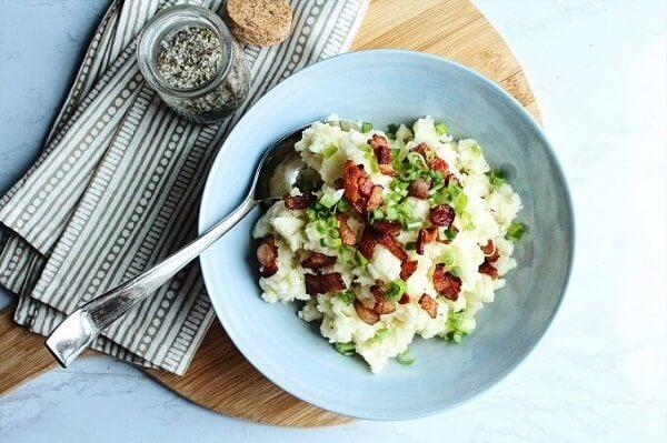 ハーブソルトだけで味が決まる!ごちそうポテトサラダの作り方