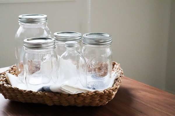 これで完璧!煮沸消毒の方法 ハーブクラフトの保存瓶を確実に滅菌するには?